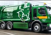 E-Hybrid Garbage Truck