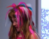 Wednesday, July 16 - Crazy Hair Day!
