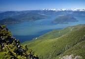 Howe-Sound Fjord