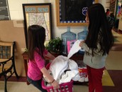 Students Collect Items for Animal Shelter