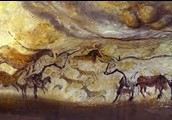Lascaux Cave Paintings in France