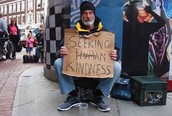 How can we help The Homeless?