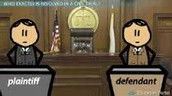 Don't fear the defendant!