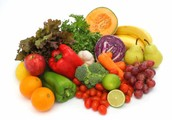 Fruit/ Vegi