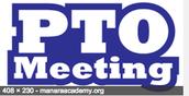 1/12 PTO General Meeting