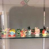 3rd grade Monster Rattles