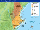 The New England colony