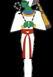 Gods/Goddesses Osiris