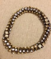 Vintage Twist bracelet (gold s/m) Was £32 Now £16