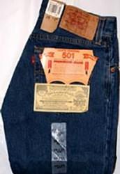 Dark Stone Wash Jeans