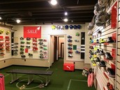 Our shop has everything soccer !
