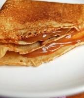 El desayuno sándwich