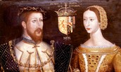 Queen Mary and King Francis