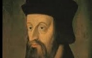 Jan Hus portrait