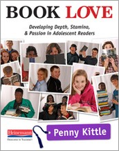 Book Love: Developing Depth, Stamina, and Passion in Adolescent Readers (2013)