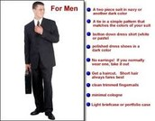 How to dress for men