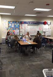 Teachers in Action!