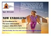 Open Enrollment!