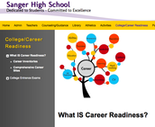 College & Career Readiness Website