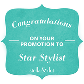 Amanda Byrne Re-promoted to STAR Stylist!