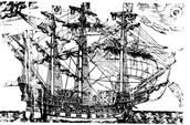Sir Walter Raleighs Ship