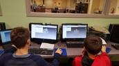 Designing in the STEM lab