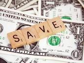 Tips on saving
