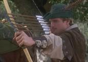 Shooting arrows