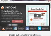 Go to smore.com