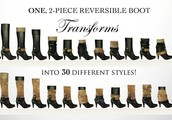 30 diffrent styles in 1boot