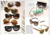 Launching our handmade bespoke sunglasses