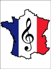 French and Music departments working together.
