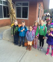 Harvest Party Day!