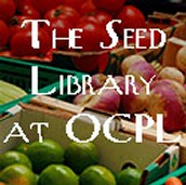 The Seed Library is Back!