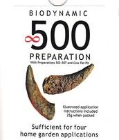 Biodynamic 500 Prep