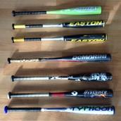 Each bat sold separately.