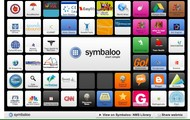 Symbaloo on the library page