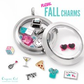 NEW FALL CHARMS!