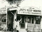 Follow the instructions to learn about the Japanese Internment.