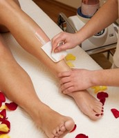 Full Leg and Bikini Wax -- $45