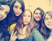 My friends and me