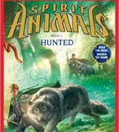 Hunted Spirit Animals #2 by Maggie Stiefvater
