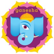 Ganesha Yoga Symbol