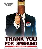 """Projekcija filma """"Thank you for smoking"""
