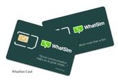 WhatSim Lets You Use WhatsApp for Free While Roaming Worldwide