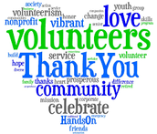 We are going to celebrate our volunteers by hosting a breakfast on May 31, 2016  7:30 a.m.-9:00 a.m.