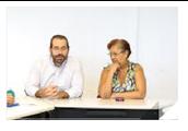 Dr. Carlos Suárez y Sra. Migdalia Dávila