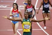 The 800 Meter Run