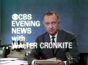 Walter Cronkite CBS News Report on Vietnam
