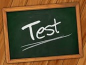 The test scores are in!!